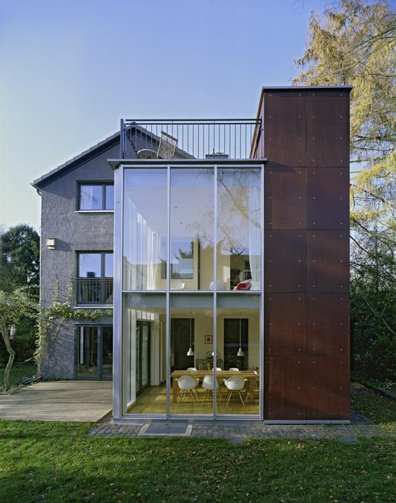 Architekt Köln wohnhaus anbau köln alfonso ortiz architekt köln juergen schmidt