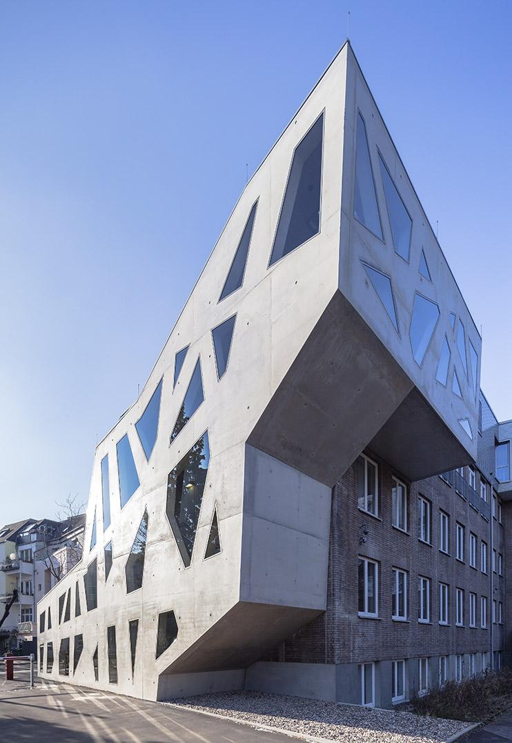 treppenhaus mathematisches institut universit t k ln. Black Bedroom Furniture Sets. Home Design Ideas